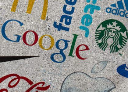 Text based Logo and Symbolic logo design